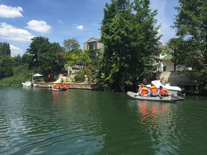 Challenge Raft 6