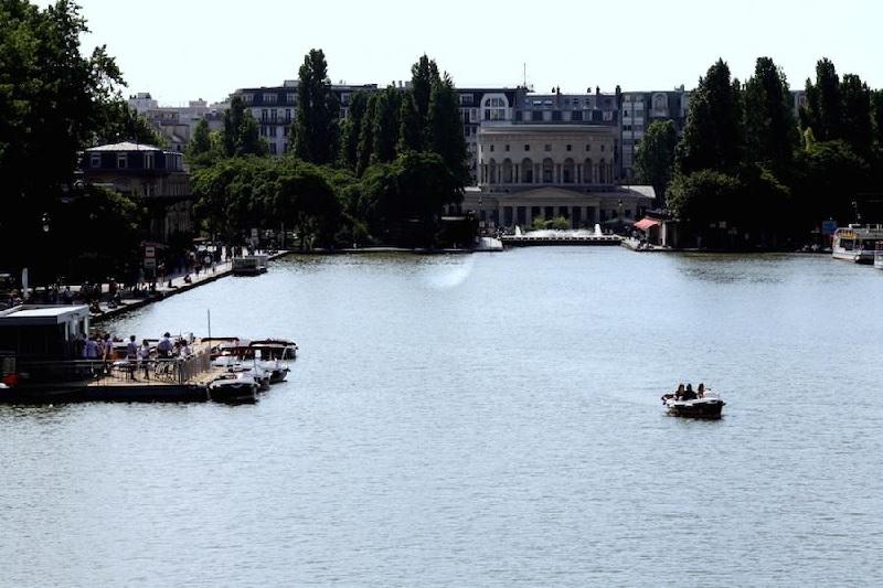 Rallye sur le Canal Parisien de l'Ourcq 6