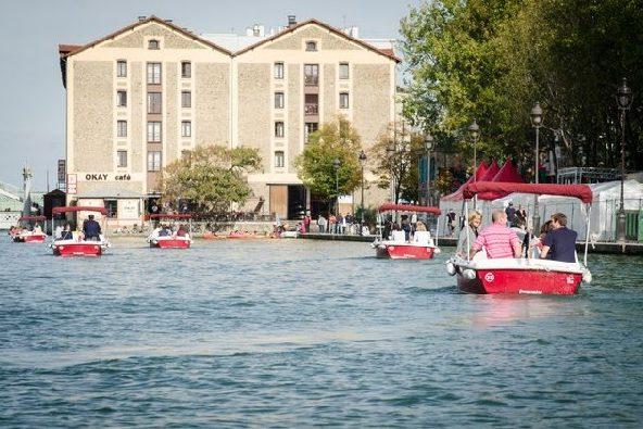 Rallye sur le Canal Parisien de l'Ourcq 3