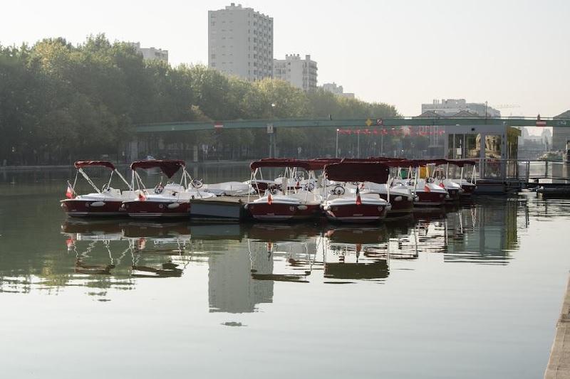 Rallye sur le Canal Parisien de l'Ourcq 8