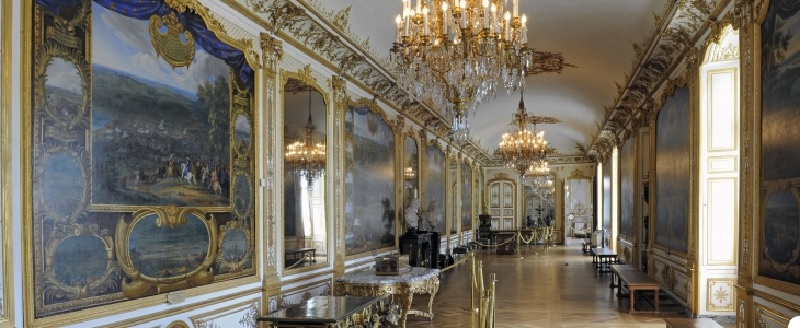 Rallye au Château de Chantilly 2