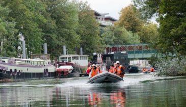Rallye Zodiac sur la Seine 3