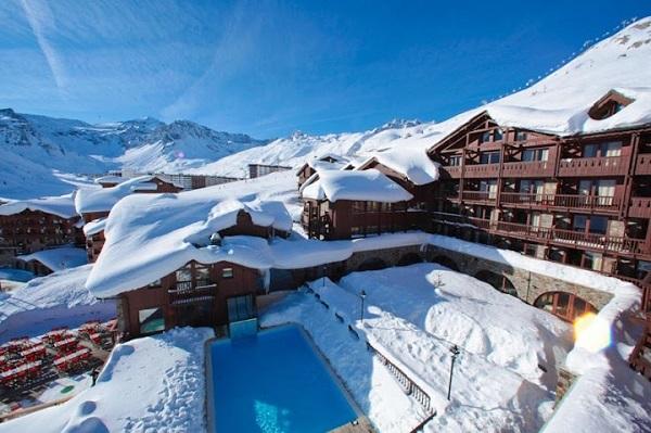 Séminaire Incentive ski à Tignes 4