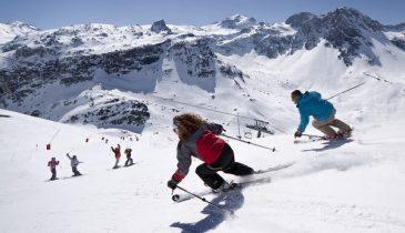Séminaire Incentive ski à Tignes 3