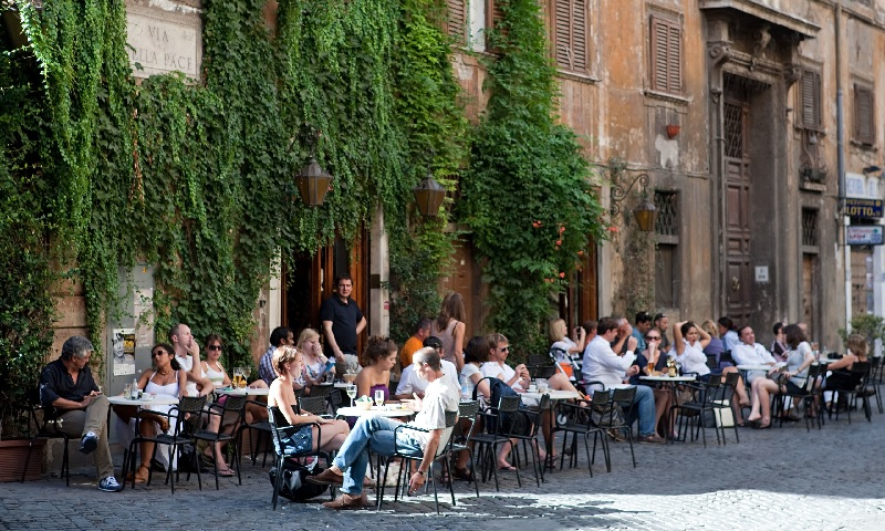 Votre séminaire Entreprise à Rome 3