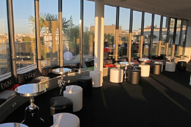 Soirée cocktails sur terrasse panoramique 5