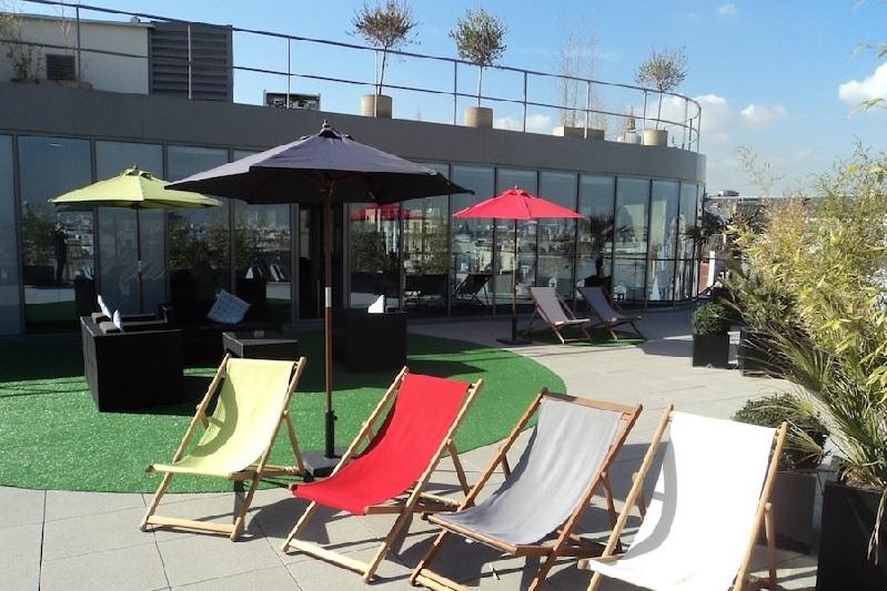 Soirée cocktails sur terrasse panoramique 8