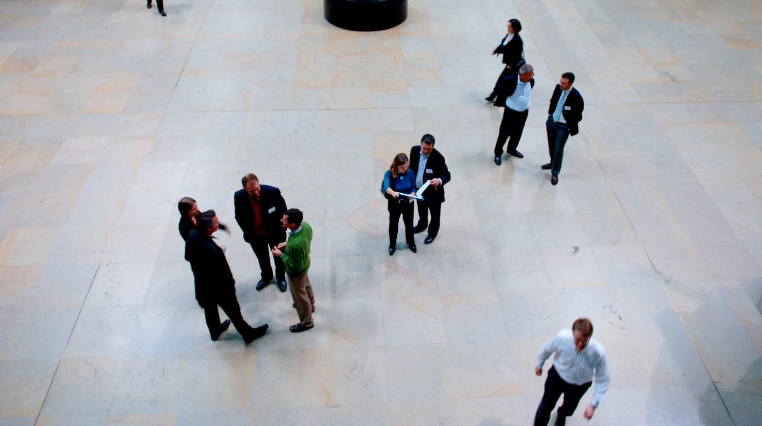 Séminaire et team building rallye cité de l'Architecture