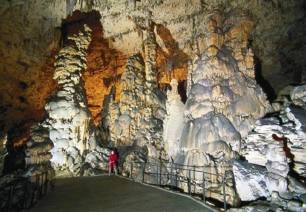 grotte Slovénie