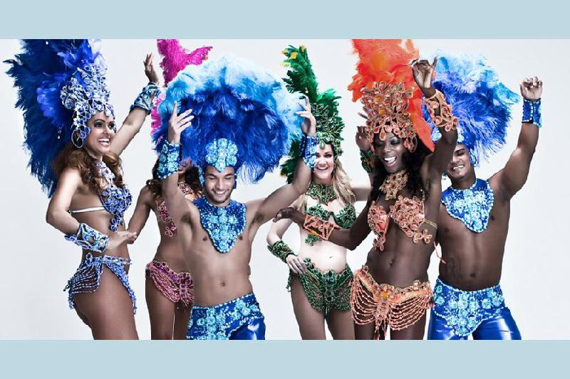 Le Brésil pour votre soirée d'entreprise