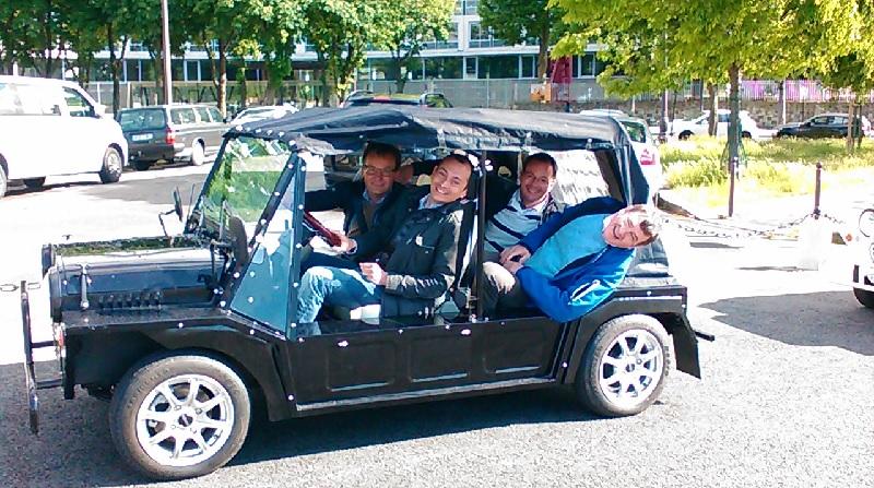 Rallye en No-Smoke! 2