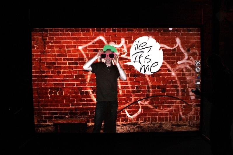 Selfie en graffiti ! 8