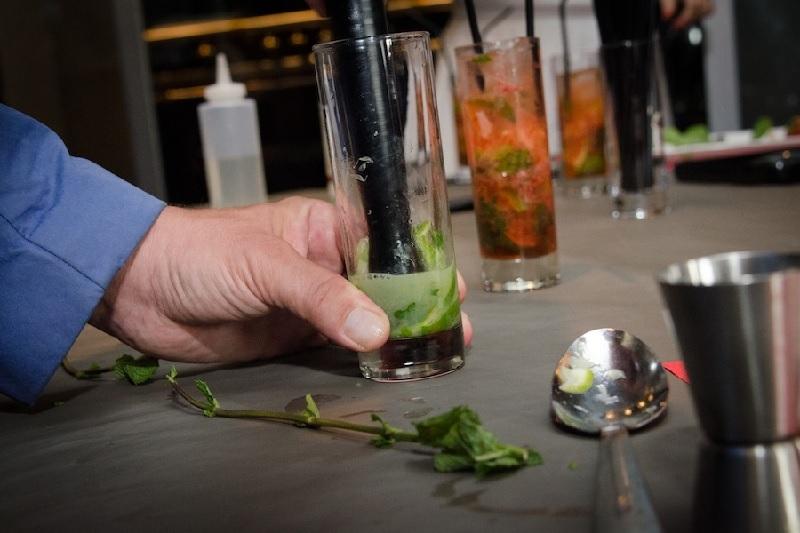 Soirée création de cocktails 11