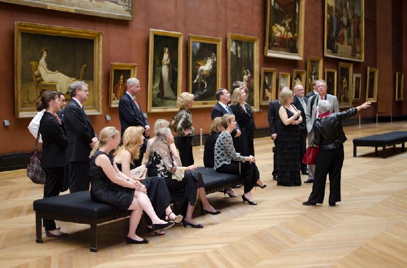 Une soirée VIP au musée 9