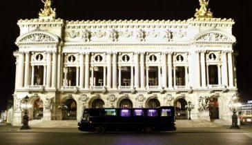 Soirée VIP dans un bus à Paris 2