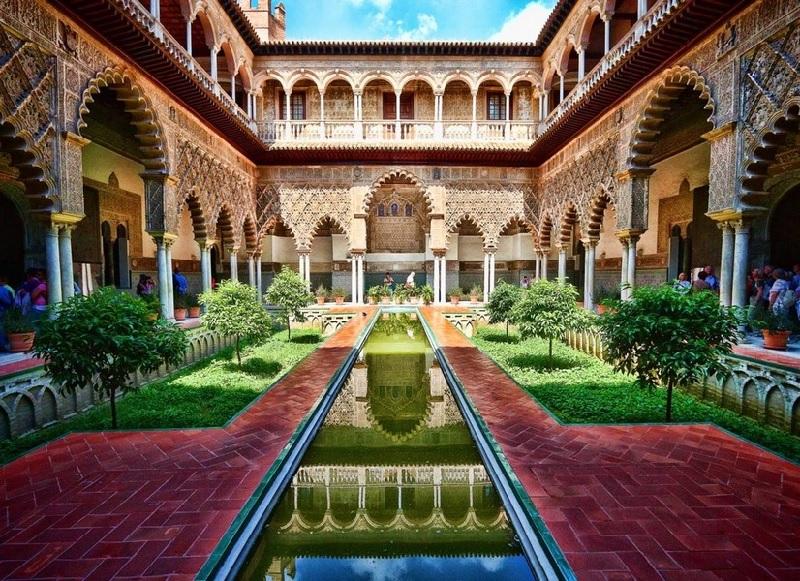 Voyage d'étude à Seville 5