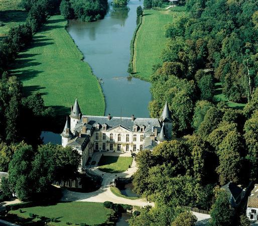 château d'Ermenonville et Launette